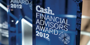 Financial Advisors Award
